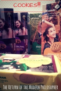 The Girls Scouts Are Trying To Kill Me! | The Return of the Modern Philosopher