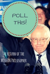Poll this! Bernie Sanders stuns Hillary Clinton in the Michigan Presidential Primary despite polls predicting he'd lose by a wide margin!