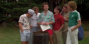 I found love for the first time at Summer Camp.  I just wish Bill Murray had been there to give me some witty advice...