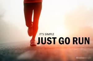 Just go run, you lazy BLEEP!