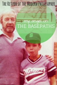 Dad: My Angel on the Basepaths