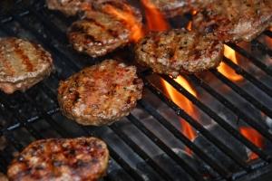Mmmmm...burgers!