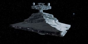 Supreme Leader Trump's Star Destroyer