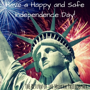 Be Safe on the Fourth!