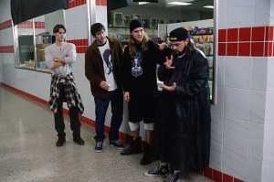 Kevin Smith, Mallrats, Jay and Silent Bob, Jason Lee, Brodie, Modern Philosopher