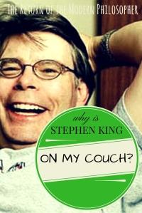 Stephen King, Maine, writing, horror, humor, Modern Philosopher