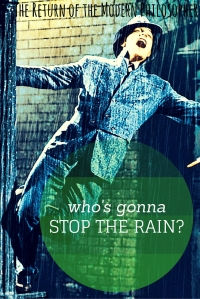 Who's Gonna Stop the Rain? | The Return of the Modern Philosopher