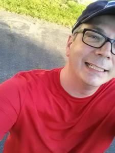 health, running, fitness, self confidence, Superman, humor, Modern Philosopher
