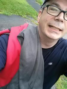 running, fitness, exercise, mental health, philosophy, humor, Modern Philosopher