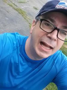 running, fitness, health, exercise, humor, Modern Philosopher