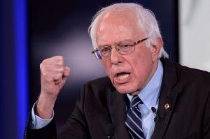 Bernie Sanders, Donald Trump, politics, humor, satire, Modern Philosopher