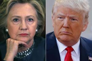 Trump, Clinton, politics, humor, philosophy, Modern Philosopher