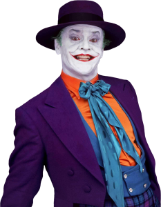 Jack Nicholson, The Joker, Batman, Donald Trump, politics, humor, Modern Philosopher