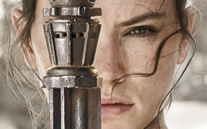 Not even Rey can distract me...
