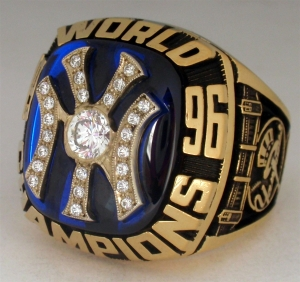 Yankees, 1996 World Series, fate, omens, relationships, humor, Modern Philosopher