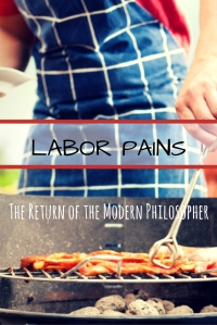 short story, Labor Day, barbecue, humor, Modern Philosopher, The Devil