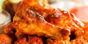 chicken wings, food, sports, humor, Modern Philosopher
