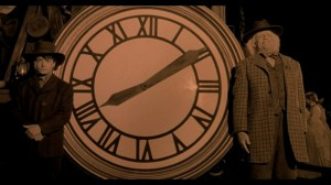 time travel, Back to the Future, Donald Trump, politics, humor, satire, Modern Philosopher