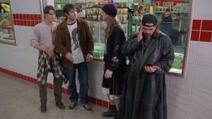 Mallrats, relationships, friends, humor, writing, Modern Philosopher