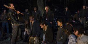 The Walking Dead, Negan, Zombies, writing, humor, Modern Philosopher