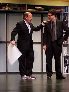 Bruce Poliquin, The Nite Show, Danny Cashman, Halloween, politics, monologue jokes, humor, Modern Philosopher