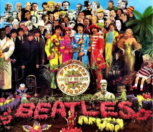 The Beatles, Sgt Pepper, love, relationships, marriage, divorce, life, humor, Modern Philosopher