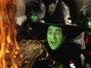 Hillary Clinton, Halloween, witches, fire, black magic, scarecrow, politics, humor, Maine, Modern Philosopher