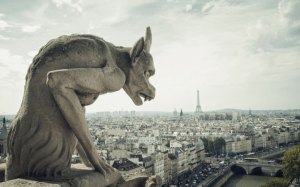 gargoyles, life, relationships, lonely, politics, Modern Philosopher