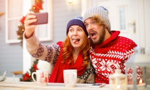 Christmas, how to date at Christmas, dating tips, relationships, life hacks, humor, advice, Modern Philosopher