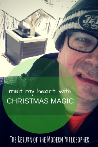 Christmas, The Devil, short story, writing, Sundays With Satan Short Story Series, Snow Miser, Modern Philosopher