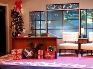 The Nite Show, Christmas Party, Christmas, writing, TV, humor, Modern Philosopher
