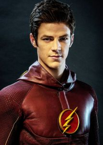 Barry Allen, The Flash, DC Comics, Santa Claus, speedsters, superhero, Christmas, humor, Modern Philosopher