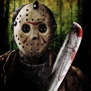 Jason Voorhees, Friday the 13th, werewolves, full moon, Maine, humor, Modern Philosopher