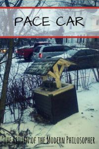 A snowy drive home, Winter in Maine, poetry, humor, Modern Philosopher