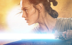 Rey, Daisy Ridley, Star Wars, Birthday wishes, Happy Birthday, humor, Modern Philosopher