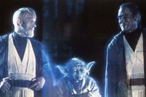 Darth Vader, Yoda, Obi Wan, short story, Star Wars, The Devil, life after death, Hell, humor, Modern Philosopher