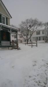 Maine, winter, snow, life, humor, Modern Philosopher
