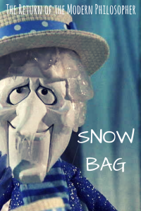 February is here and Snow Miser returns, bitter winter poetry by the Modern Philosopher