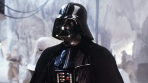 Darth Vader, Star Wars, flash fiction, upsetting the boss, humor, Modern Philosopher