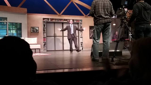 The Nite Show, Danny Cashman, writing for television, Maine, comedy, humor, Modern Philosopher