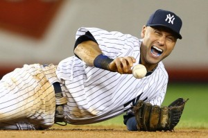 Derek Jeter, New York Yankees, retiring Jeter's number, short story, The Devil, humor, Modern Philosopher