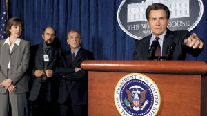 Donald Trump, Aaron Sorkin, Jed Bartlet, The West Wing, politics, satire, humor, Modern Philosopher