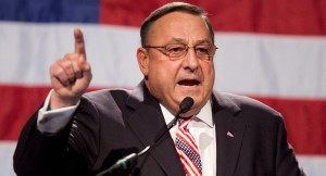 Maine, Donald Trump, summer vacation, politics, humor, Modern Philosopher, Paul LePage