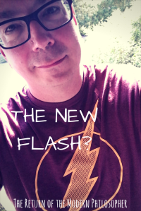 The Flash, Barry Allen, Caitlin Snow, running, health, dating, humor, Modern Philosopher