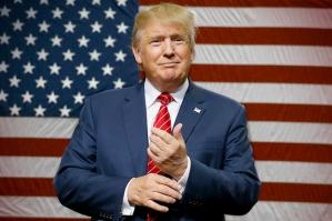Maine, Donald Trump, summer vacation, politics, humor, Modern Philosopher