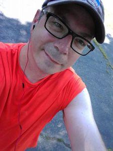 humor, fitness, running, sunburn, life, Modern Philosopher