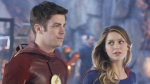 The Flash, Barry Allen, Supergirl, dating, wingman, superheroes, humor, Modern Philosopher