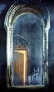 ghosts, magic, talking mirror, humor, life, Modern Philosopher