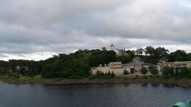 Maine, Bangor, photography, summer, humor, Modern Philosopher