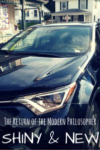 life, humor, change, new car, Modern Philosopher